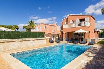 Villa Martinur, Calan Blanes, Menorca, Spain