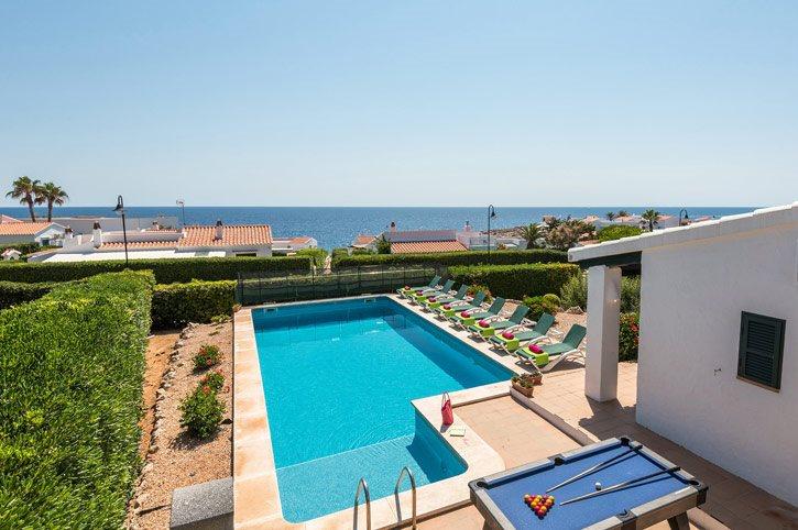 Villa Michaela, Binibeca, Menorca, Spain