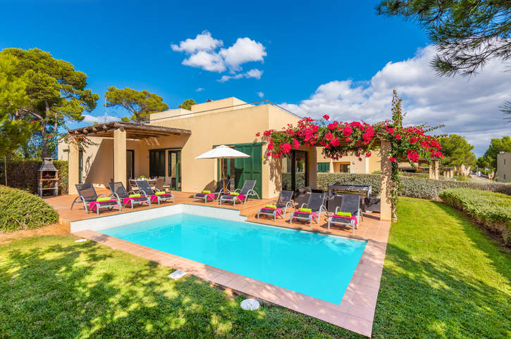 Villa Nicolas, Cala Galdana, Menorca, Spain