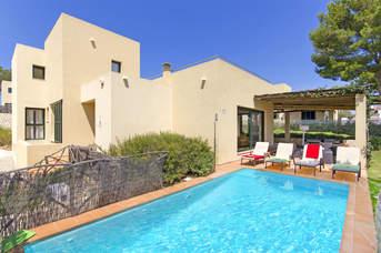 Villa Olivia, Cala Galdana, Menorca, Spain