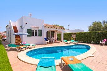 Villa Orca, Calan Forcat, Menorca, Spain