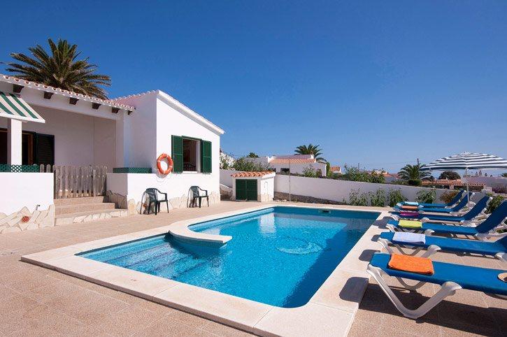 Villa Paloma, Calan Porter, Menorca, Spain