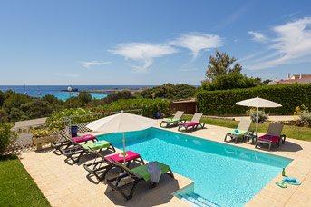 Villa Paradis, Binibeca, Menorca, Spain