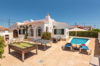 Villa Pearla, Calan Porter, Menorca, Spain