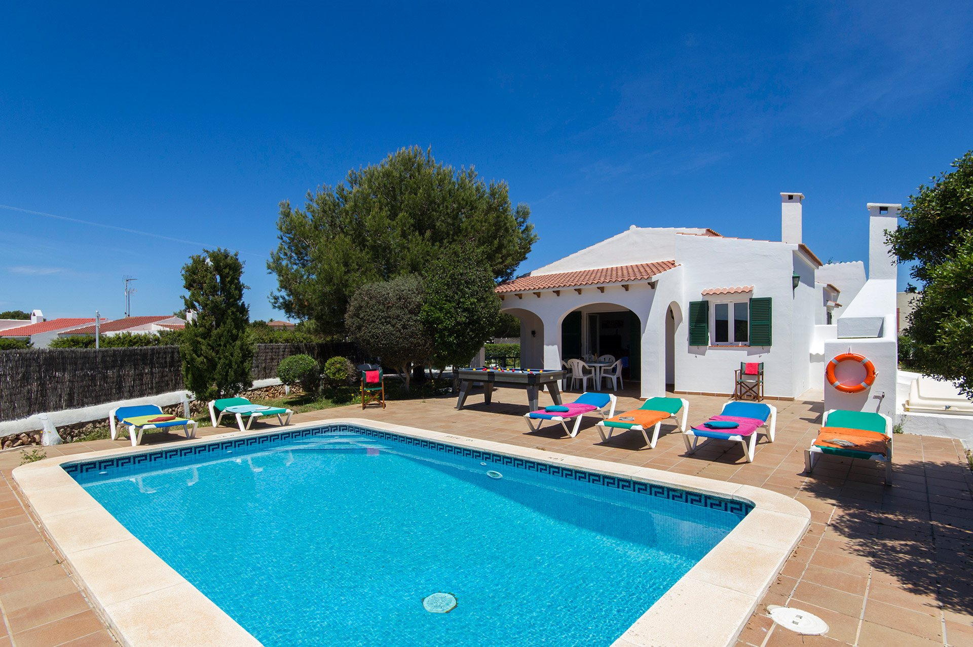 Villa Pedro Forcat, Calan Forcat, Menorca, Spain