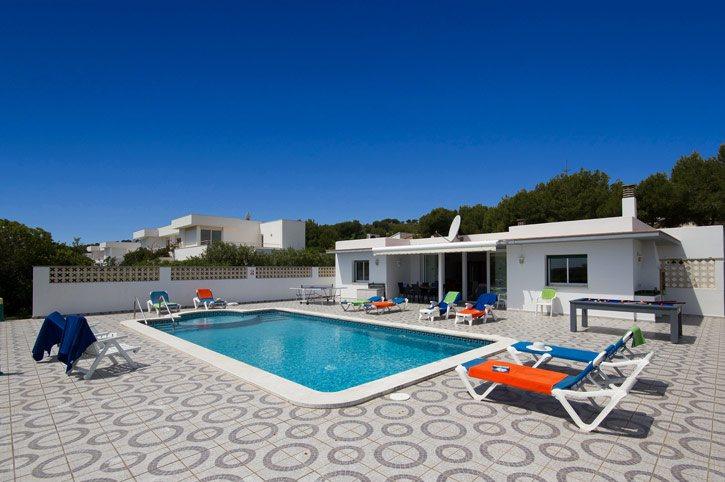 Villa Pepe, Arenal den Castell, Menorca, Spain