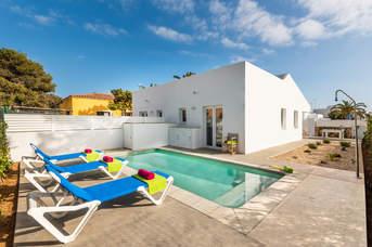 Villa Pins Blanca, Cala Blanca, Menorca, Spain