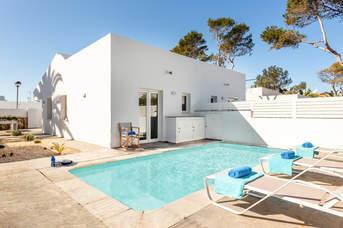 Villa Pins Ciutadella, Cala Blanca, Menorca, Spain