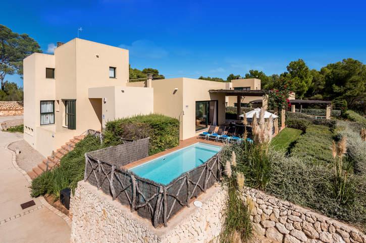 Villa Poppy, Cala Galdana, Menorca, Spain