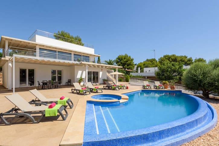 Villa Primasol, Punta Prima, Menorca, Spain