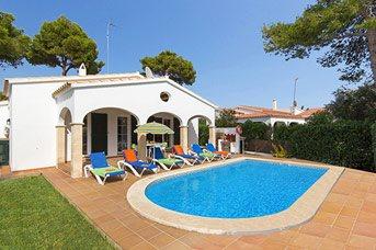 Villa Puput, Calan Blanes, Menorca, Spain