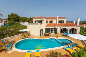 Villa Rincon de Addaia, Addaia, Menorca, Spain