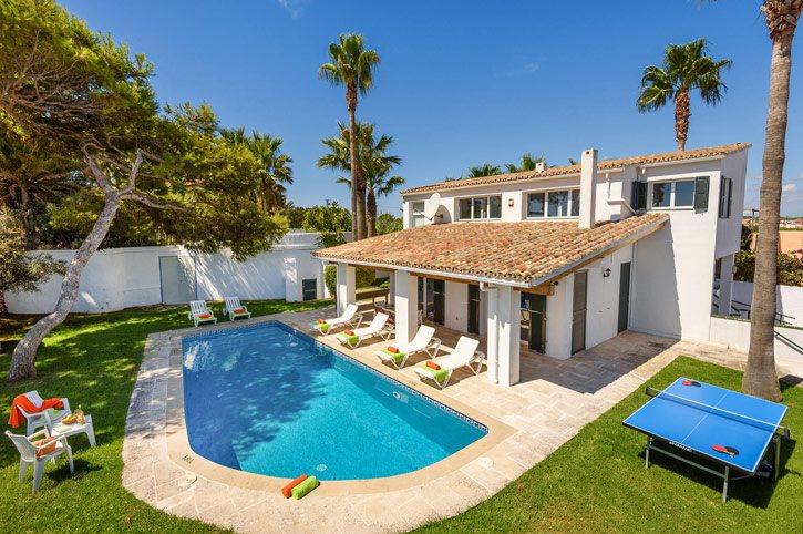 Villa Roxana, Mahon, Menorca, Spain