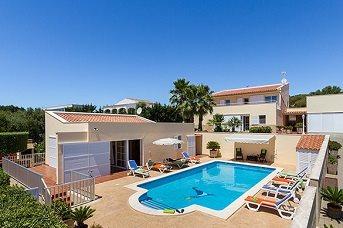 Villa Sa Caseta, Punta Prima, Menorca, Spain