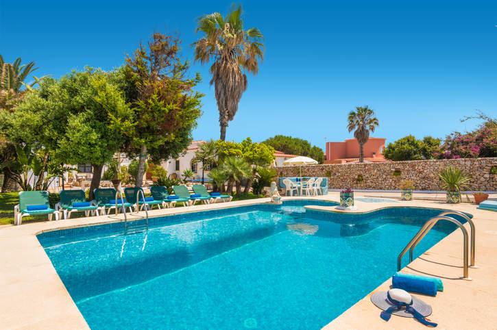 Villa Said, Calan Forcat, Menorca, Spain