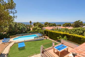 Villa Sa Lluna, Binibeca, Menorca, Spain