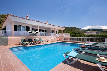 Villa Santo Grande, Santo Tomas, Menorca, Spain