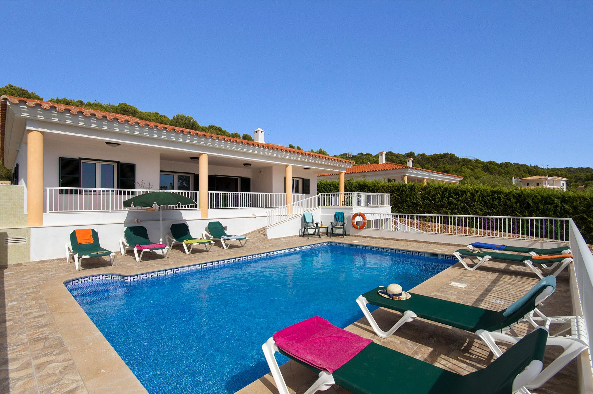 Villa Santo Tomas, Santo Tomas, Menorca, Spain