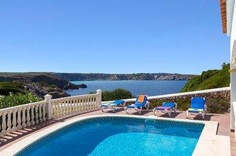 Villa Saona, Arenal den Castell, Menorca, Spain