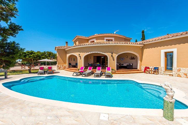 Villa Sebastian Del Mar, Calan Forcat, Menorca, Spain