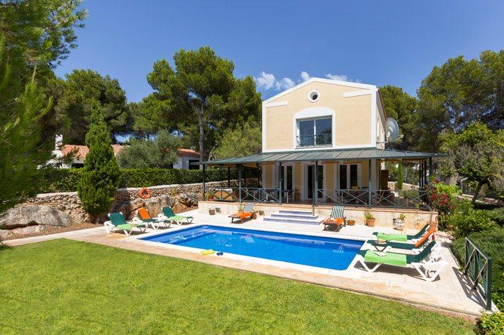 Villa Serafina, Son Parc, Menorca, Spain