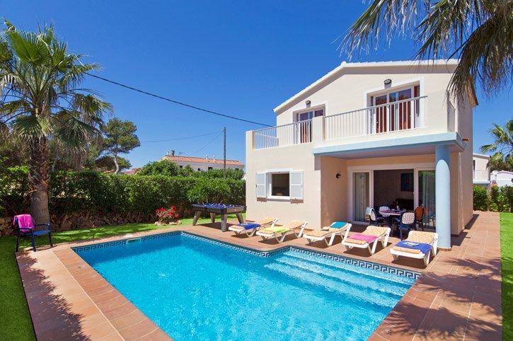 Villa Serena Blanca, Cala Blanca, Menorca, Spain