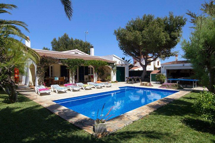 Villa Siena, Calan Blanes, Menorca, Spain