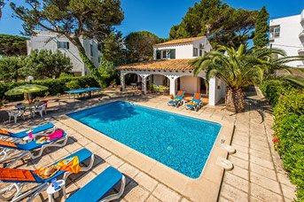 Villa Son Felip, Cala Blanca, Menorca, Spain