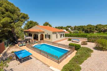 Villa Son Parc, Son Parc, Menorca, Spain
