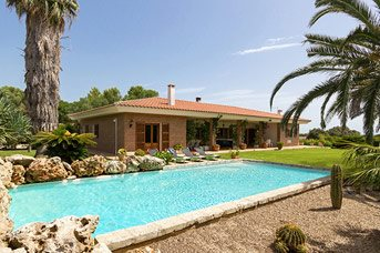Villa Son Tretze, Mahon, Menorca, Spain