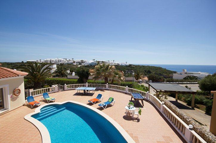 Villa Sueño, Es Canutells, Menorca, Spain