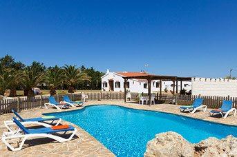 Villa Susana Blanca, Cala Blanca, Menorca, Spain