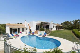 Villa Tama, Binibeca, Menorca, Spain
