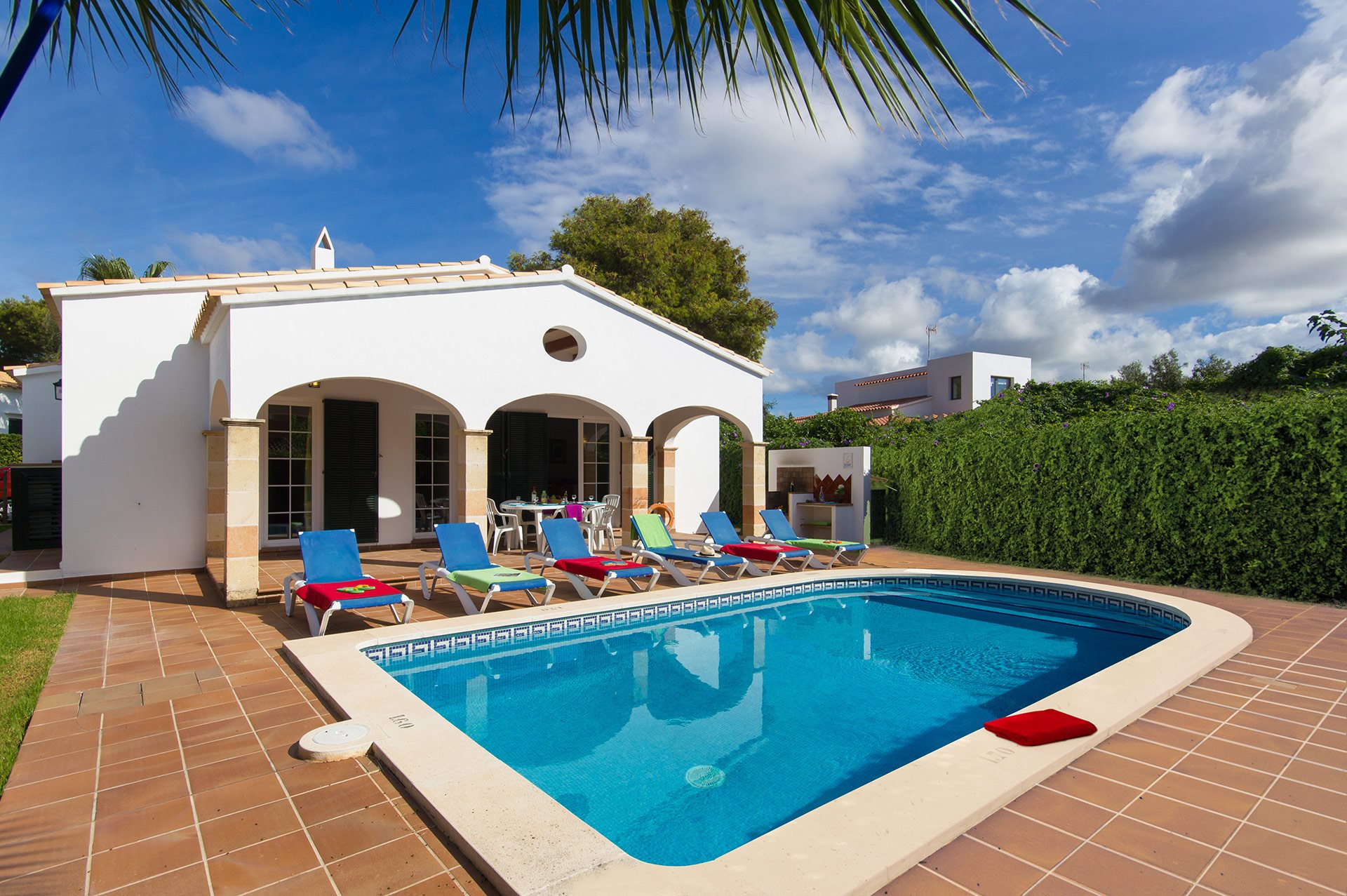 Villa Tord, Calan Blanes, Menorca, Spain