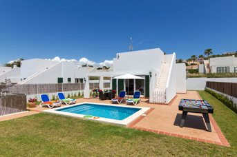 Villa Torrenova, Son Bou, Menorca, Spain