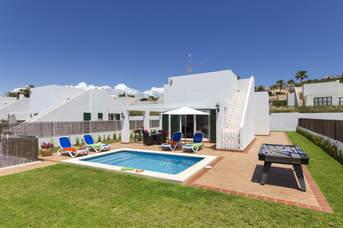Villa Torrenova, Son Bou, Menorca, Spain