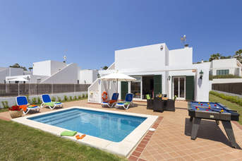 Villa Torresoli, Son Bou, Menorca, Spain