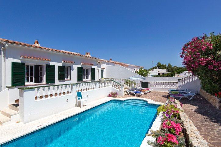 Villa Tramuntana, Cala Galdana, Menorca, Spain