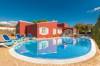 Villa Tramuntana Blanes, Calan Blanes, Menorca, Spain
