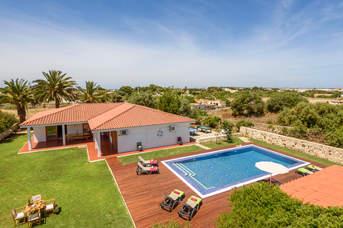 Villa Tres Tocs, Ciutadella, Menorca, Spain