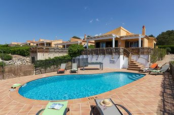 Villa Vista Bou, Son Bou, Menorca, Spain