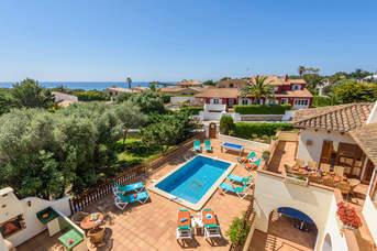 Villa Xoric, Calan Bosch, Menorca, Spain
