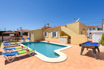 Villa Yolanda Mar, Calan Porter, Menorca, Spain