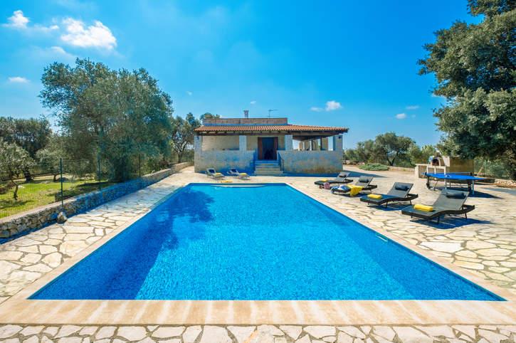 Villa Iolanda, Ostuni, Puglia, Italy