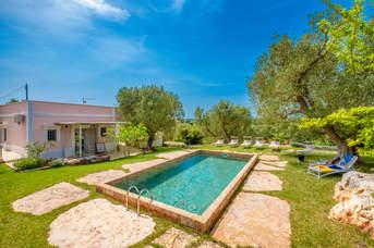 Villa Rosa, Ostuni, Puglia, Italy