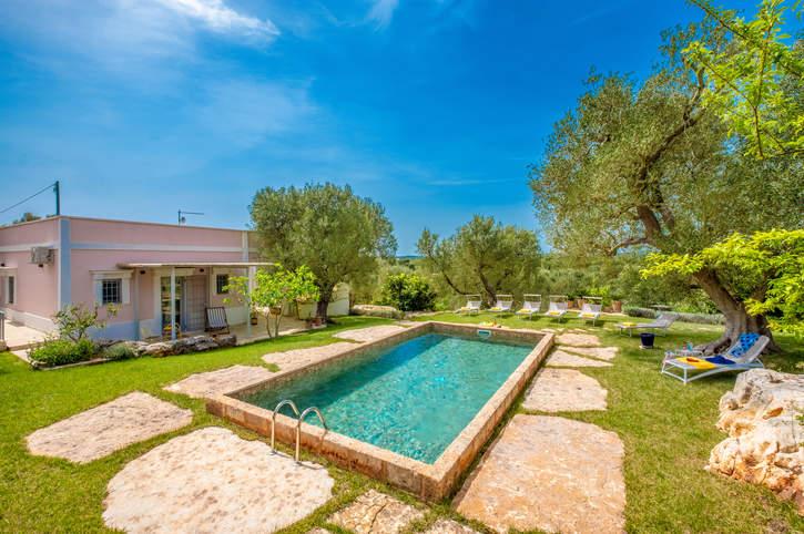 Villa Claudia, Ostuni, Puglia, Italy