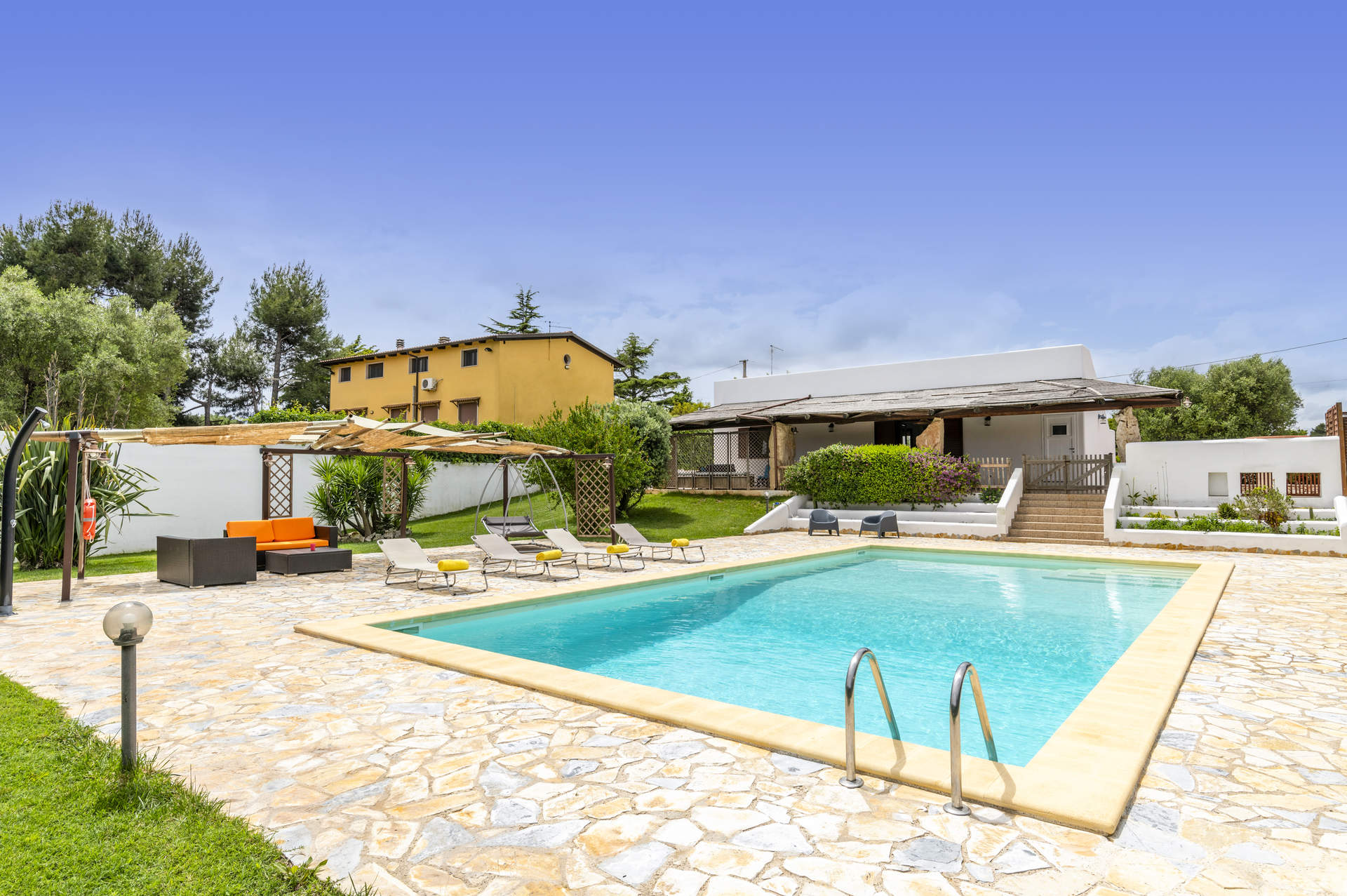 Villa Solare, San Vito dei Normanni, Puglia, Italy