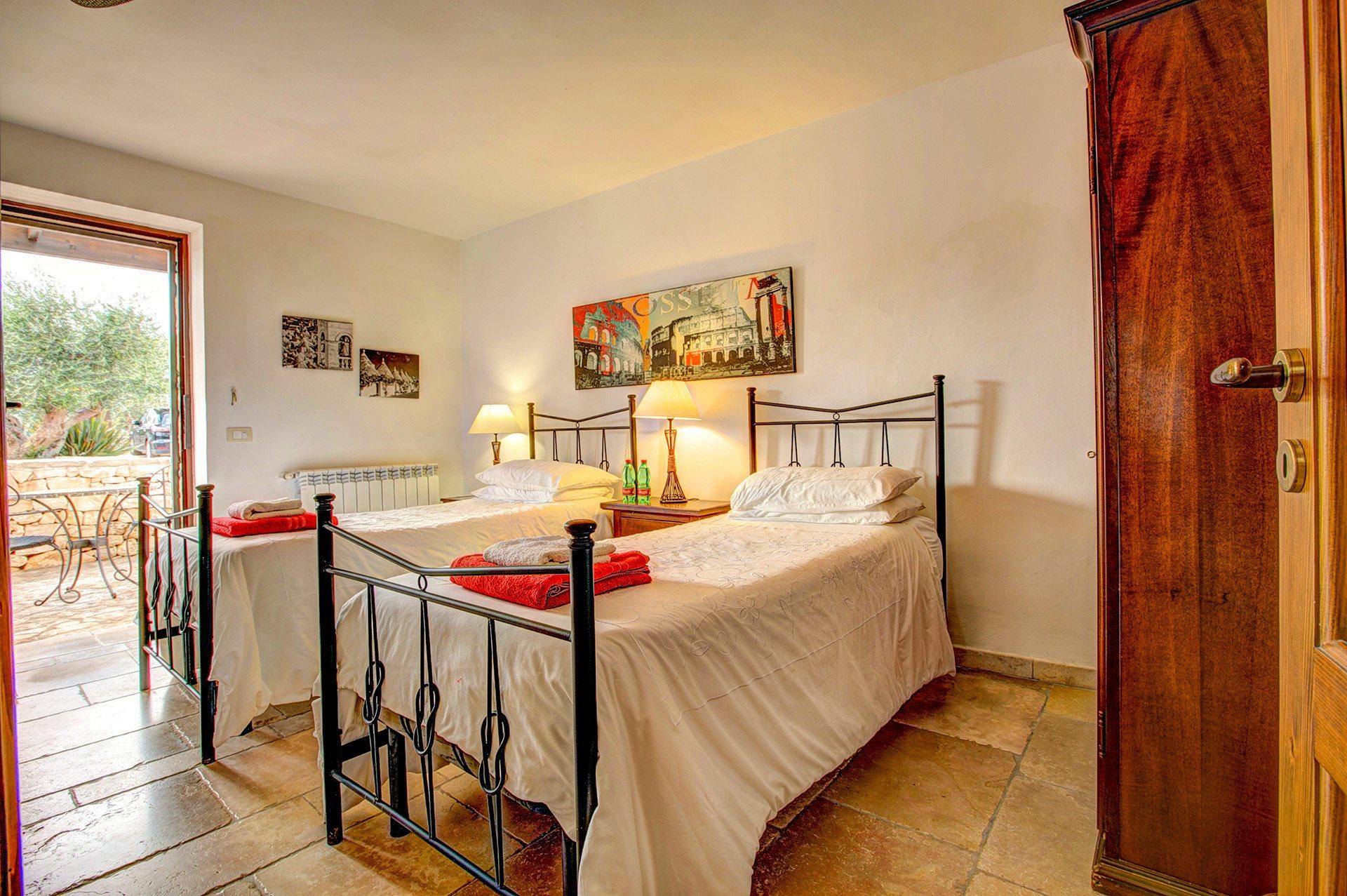 Villa Trulli Serena In Alberobello Puglia Villa Plus