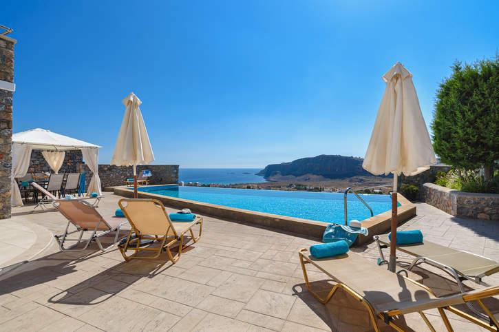 Villa Anastasia  Rodos, Lindos, Rhodes, Greece