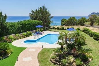 Villa Clive, Lindos, Rhodes, Greece